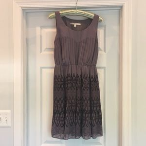 Lauren Conrad pleated dress
